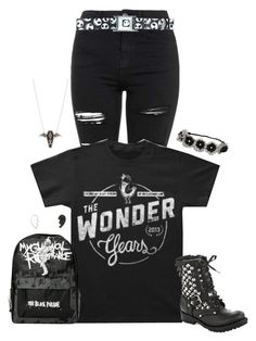 """""""☠"""" by sbeathard ❤ liked on Polyvore featuring Topshop, Ash, women's clothing, women's fashion, women, female, woman, misses and juniors"""