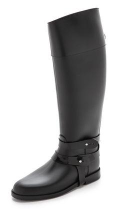 Sloosh Italy Original Rain Boots - Nero