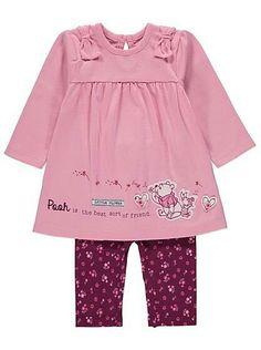 8c2e247e2e Baby George, Asda, Disney Winnie The Pooh, Tunic Tops, Children's  Characters,