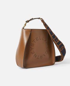 529c283a644da  Stella Logo Shoulder Bag - Stella Mccartney 