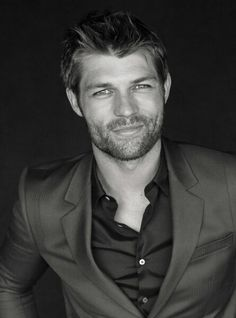 Liam Mcintyre: Just a lovely person, all-around. Didn't think it was possible to be a bigger fan....and then he came to Dragon Con and was all kinds of amazing. The gods truly bless us with his presence. :)