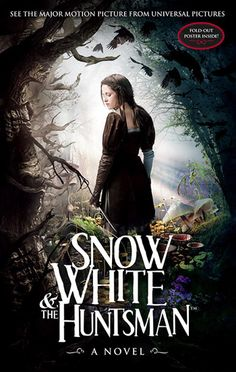 Snow Withe and the Huntsman.
