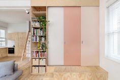 Flinders Lane Apartment par Clare Cousins Architects - Journal du Design