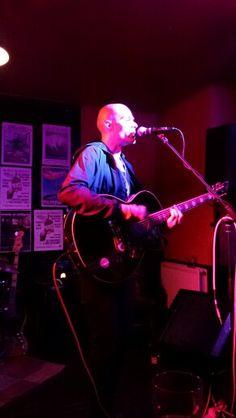 Ben Angel supporting Nick Harper at The Royal Oak  Thursday 16th April 2015.