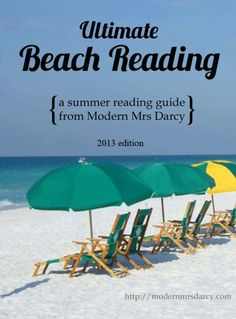 Need a list of books to read? Anne of @ModernMrsDarcy totally knows where it's at.