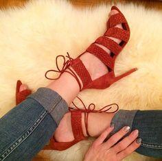 0413e0f5dd79eb Zara high heel sandalen sandaletten gr 38 39 braun leder neu blogger