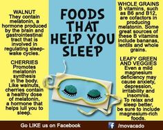 Insomnia remedy Get more sleep