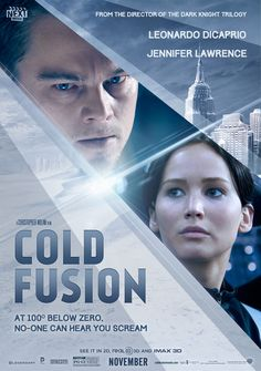 Fake Seinfeld Movie Posters: Cold Fusion http://www.nextmovie.com/blog/more-seinfeld-movie-posters/ #Seinfeld #Movies