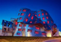 Frank gehry cleveland clinic