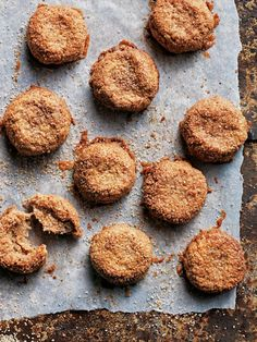 A donna hay banana cookies recipe from her book Life in Balance.