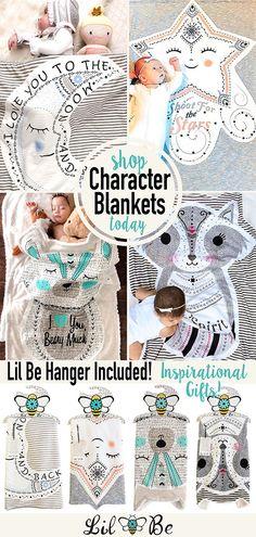 Dream Big Receiving Blanket Be Brave Blanket Baby Boy Blanket Baby Shower Gift Adventure Awaits Cotton Flannel Swaddle Blanket