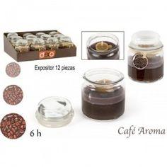 Vela Café Cristal. Venta online toda España