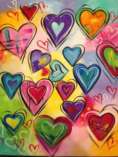 I am living life and learning through LOVE! I am living life and learning through LOVE! Valentines Day Drawing, Valentines Art, Gifs Ideas, Heart Painting, I Love Heart, Heart Wallpaper, Heart Art, Art Journal Pages, Art Plastique