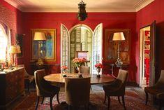 Good New Books, Fallen Book, Bohemian House, Boho, Modern Muse, Hamptons House, World Of Interiors, Traditional Interior, Cozy Room