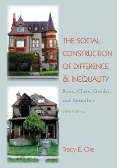 Bestseller Books Online The Social Construction of Difference and Inequality: Race, Class, Gender and Sexuality Tracy Ore $74.99  - http://www.ebooknetworking.net/books_detail-0078026644.html