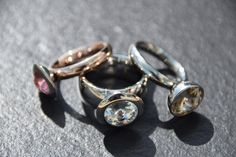 #Qudo rings and jewellery
