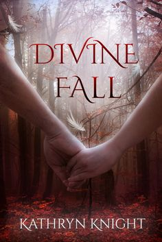 Divine Fall by Kathryn Knight, After tragedy tears Jamie Brandt's life apart, her only goal is to finish high school so she can leave her small hometown behind. In the meantime, riding her horse is her main source of solace, until a mysterious stable hand shows up at the barn. There's something not quite right about the handsome new employee, and the more Jamie sees of him, the more determined she becomes to figure out what he's hiding…