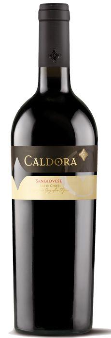Caldora Vini - Caldora - Sangiovese - Abruzzo, Italië - Vinthousiast, Rupelmonde (Kruibeke) - www.vinthousiast.be