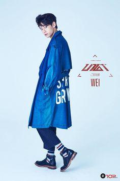 Wei Debut Mini Album 'Top Secret' Concept Photo #UP10TION #업텐션 #Wei #웨이 #LeeSeongJun #이성준 #TopSecretAlbum #TopSecret #Dangerous #Dangerous
