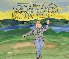Michael Lipsey #love #poetry reading