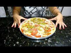 Pizza de Liquidificador - Dicas de Cozinha da Danny - YouTube