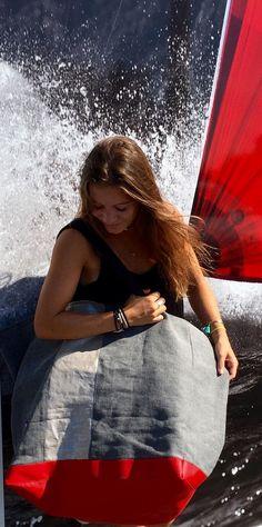 XXL Beach bag-linen and cotton giant travel bag.Grey canvas