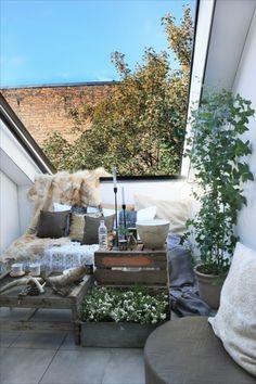 by bjørkheim - interior and inspiration: Inspiration Balcony / Terrace