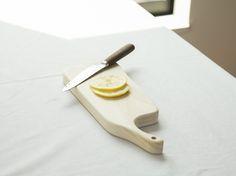 woodpecker/いちょうのまな板 とんがり小 - スタイルストア
