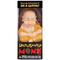 Dashboard Monk $9.95 @ tuskhomewares.com.au