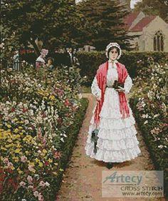 http://www.artecy.com/fairy-cross-stitch.html