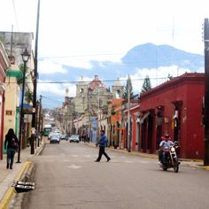 Oaxaca. I've been there...I would love to go back.