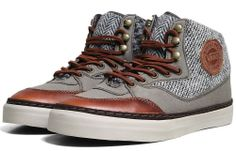 Harris Tweed x Vans Vault Buffalo Boot LX | Sole Collector