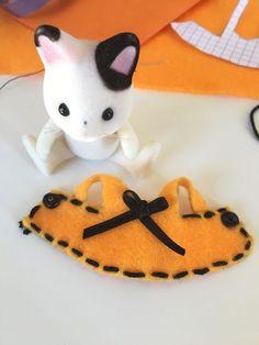 has pattern -Halloween chez les Sylvanian �