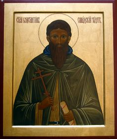 Saint Constantine of Synada, a native of the city of Synada and of Jewish descent. From his youth he was drawn to the Christian Faith. Careful study of the teachings of Christ set his heart aflame,...