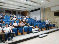 Σήμερα ολοκληρώθηκε η ετήσια καθιερωμένη ενημέρωση των πρωτοετών φοιτητών για τη Περιβαλλοντική Διαχείριση του Τεχνολογικού Πανεπιστημίου Κύπρου. _____________________________________ #greenatcut @greenatcut @cyprusuniversitytechnology #cyunitech #environmentalmanagement #environment #sustainability @cut.student.life Green