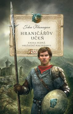 The Siege of Macindaw - Czech cover