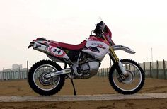 YAMAHA TT600RE (2004-on) Review | MCN