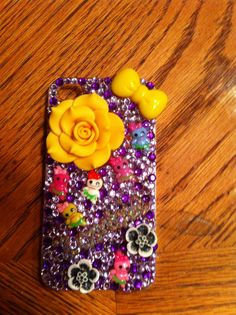 Cute Zombie phone case by DazzlingCases on Etsy, $19.99
