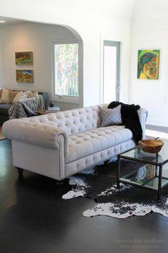 Мягкая мебель в интерьере: 50 идей дизайна