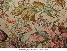 Pattern Of Classical Ornate Floral Tapestry Stock Photo - Image of antique, elegant: 45245298 Tapestry Fabric, Tapestry Floral, Photo Pattern, Retro Fabric, Textile Patterns, Textiles, Vintage World Maps, Stock Photos, Elegant