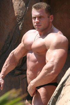 Eugene Mishin (Evgeny Mishin, Russian Bodybuilder)