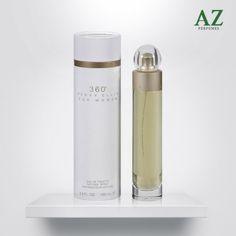 Perfume feminino 360º de Perry Ellis na AZ Perfumes!