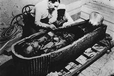 HC, discovering Tutankhamon