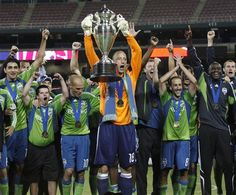 US Open Cup 2009 Final.  Sounders win!