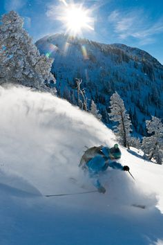 @Aspen/Snowmass Colorado ranked #9 for snow in the West in SKI's 2013