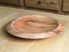 Spalted Beech Platter by Jonathan Leech
