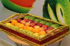 Beautiful 5 KG box for fruit packing.