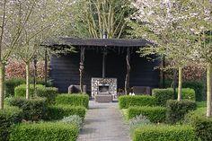 Exclusief tuinontwerp: Romantische tuin.