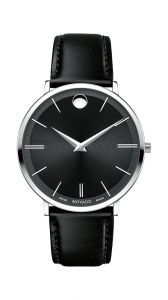3add13def Movado Men's Ultra Slim Watch 40MM 607086 Movado Watches, Swiss Watch  Brands, Swiss Made