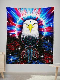 Dream Free Tapestry